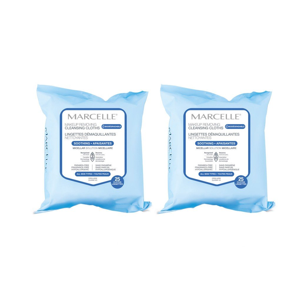 Biodegradable and Recyclable Cleansing Cloths