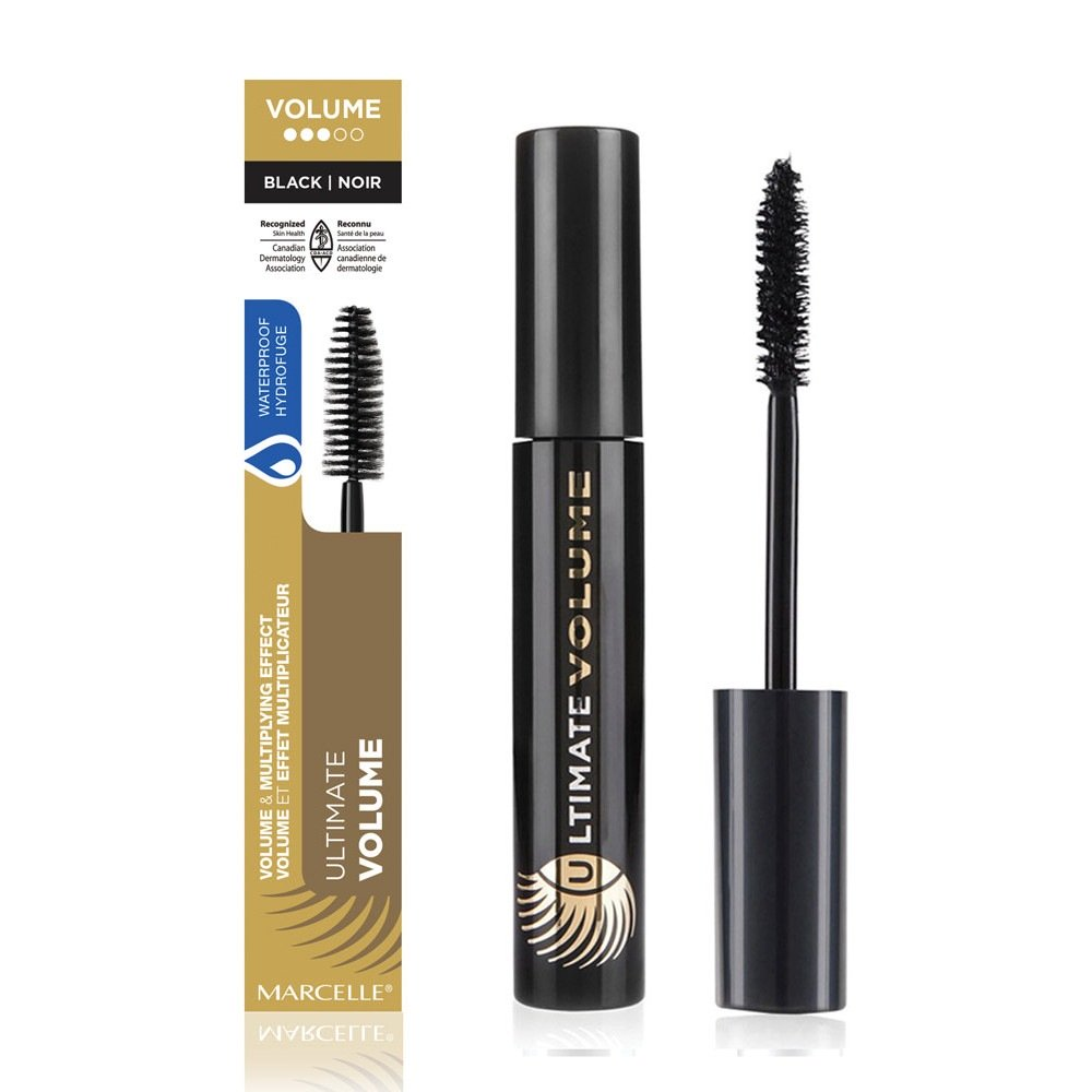Ultimate Volume Waterproof Mascara 5