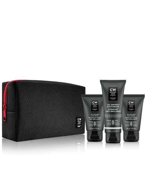 routine anti brillance cw beggs and sons soins pour homme canadiens