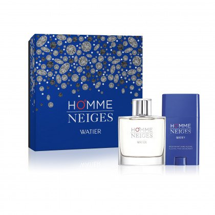 HOMME NEIGES HOLIDAY SET