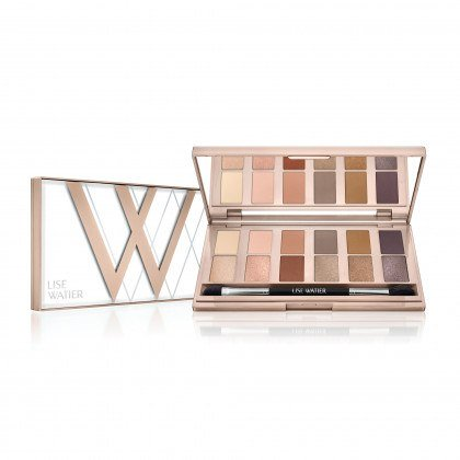 Simply Nudes 12-Colour Eyeshadow Palette