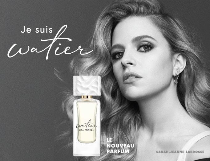 watier the new fragrance
