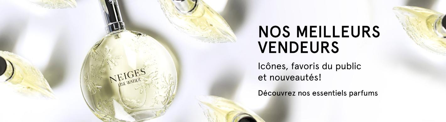 Meilleurs vendeurs parfums Lise Watier